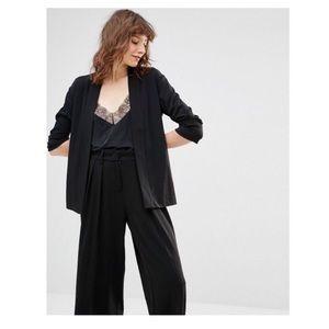 ASOS Black Career Blazer Jacket